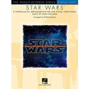 Star Wars: Phillip Keveren Series Piano Duet