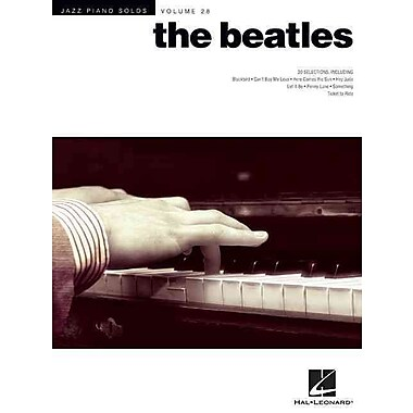 The Beatles: Jazz Piano Solos Series Volume 28