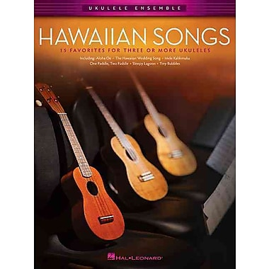 Hawaiian Songs (Ukulele Ensemble)