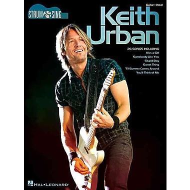 Keith Urban - Strum & Sing Easy Guitar