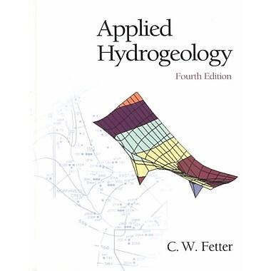 Applied Hydrogeology (4th Edition)