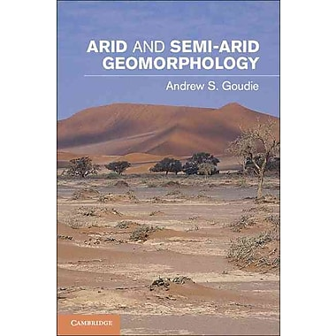 Arid and Semi-Arid Geomorphology