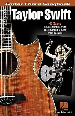 Taylor Swift - Guitar Chord Songbook (Guitar Chord Songbooks)