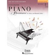 Accelerated Piano Adventures for the Older Beginner - Lesson Book 2, International Edition