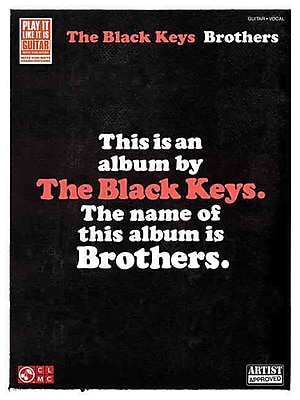 The Black Keys: Brothers (Play It Like It Is Guitar)