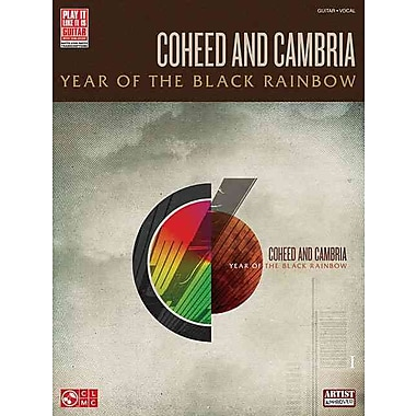 Coheed And Cambria - Year Of The Black Rainbow (Play It Like It Is: Guitar)