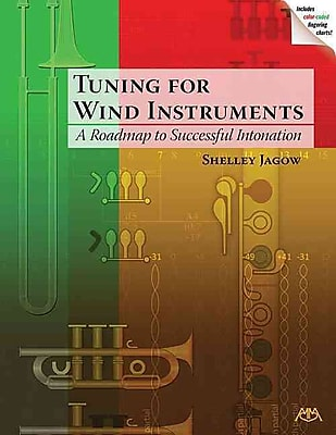Tuning for Wind Instruments: A Roadmap to Successful Intonation (Meredith Music Resource)