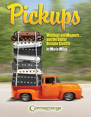 PICKUPS WINDINGS AND MAGNETS