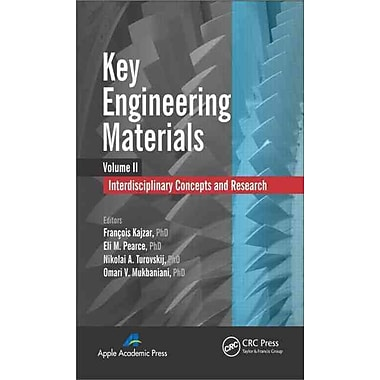 Key Engineering Materials, Volume 2