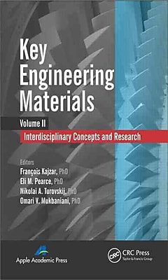 Key Engineering Materials, Volume 2