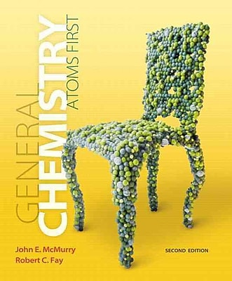General Chemistry: Atoms First Plus MasteringChemistry with eText -- Access Card Package (2nd Edition)