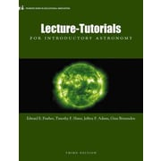 Lecture-Tutorials for Introductory Astronomy, 3rd Edition