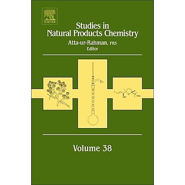 Studies in Natural Products Chemistry, Volume 38