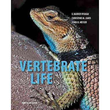 Vertebrate Life (9th Edition)