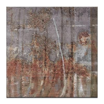 Artist Lane Wabi Sabi #1 by Gill Cohn Painting Print on Wrapped Canvas; 24'' H x 24'' W x 1.5'' D