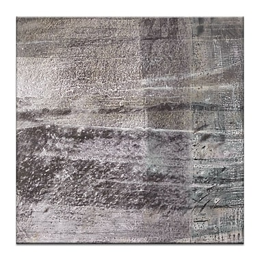 Artist Lane Wabi Sabi #2 by Gill Cohn Painting Print on Wrapped Canvas; 16'' H x 16'' W x 1.5'' D