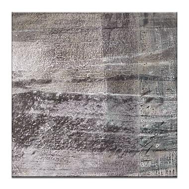 Artist Lane Wabi Sabi #2 by Gill Cohn Painting Print on Wrapped Canvas; 24'' H x 24'' W x 1.5'' D