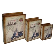 Cheungs Scooter Book Box (Set of 3)