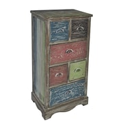 Cheungs Soules 6 Drawer Cabinet