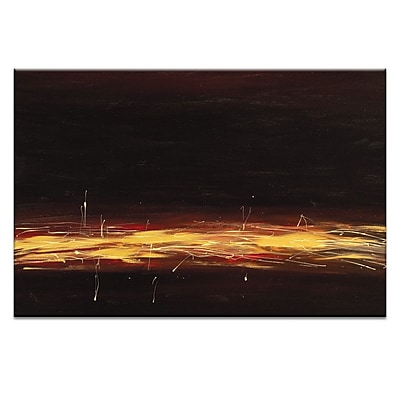 Artist Lane Spark by Patricia Baliviera Painting Print on Wrapped Canvas; 40'' H x 60'' W x 1.5'' D