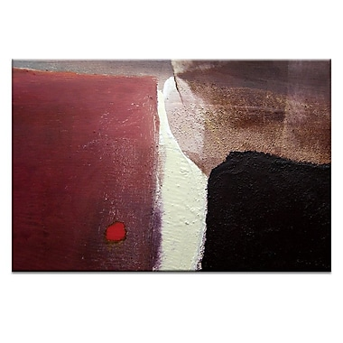 Artist Lane Seismic Shift #1 by Katherine Boland Framed Painting Print on Wrapped Canvas