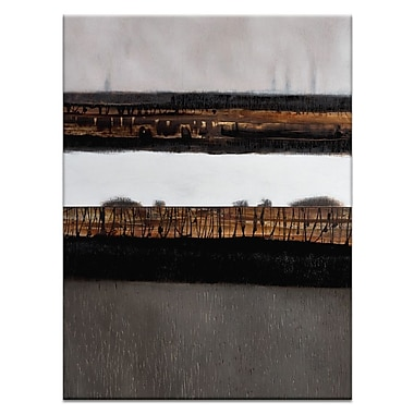 Artist Lane Subterranean #3 by Katherine Boland Painting Print on Wrapped Canvas