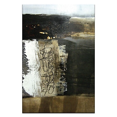 Artist Lane Seismic Shift #7 by Katherine Boland Framed Painting Print on Wrapped Canvas