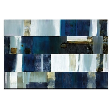 Artist Lane Two Fold Bay by Katherine Boland Painting Print on Wrapped Canvas