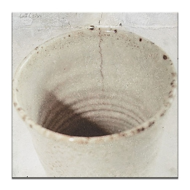 Artist Lane Zen Cup by Gill Cohn Photographic Print on Wrapped Canvas; 12'' H x 12'' W x 1.5'' D