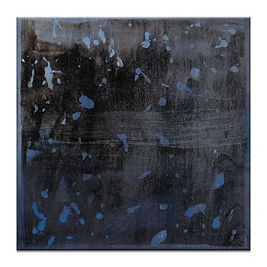 Artist Lane Water World 2 by Katherine Boland Painting Print on Wrapped Canvas