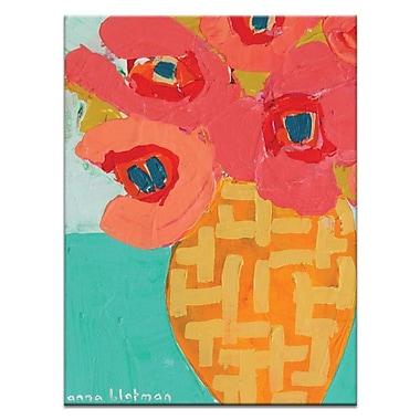 Artist Lane Jug by Anna Blatman Painting Print on Wrapped Canvas; 40'' H x 30'' W x 1.5'' D
