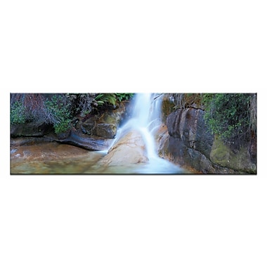 Artist Lane Chilly Spa by Andrew Brown Framed Photographic Print on Wrapped Canvas