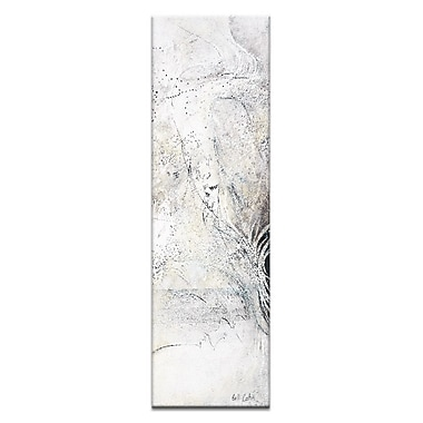 Artist Lane Light by Gill Cohn Painting Print on Wrapped Canvas; 60'' H x 20'' W x 1.5'' D