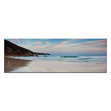 Artist Lane Turquoise Tube by Andrew Brown Photographic Print on Wrapped Canvas