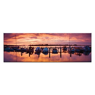 Artist Lane Sailors Warning by Andrew Brown Photographic Print on Canvas