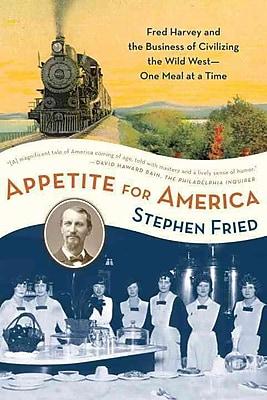 """Random House """"Appetite for America"""" Book"""