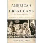 """PERSEUS BOOKS GROUP """"Americas Great Game"""" Hardcover Book"""