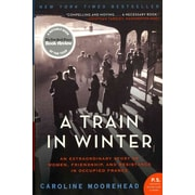 "HARPERCOLLINS ""A Train in Winter"" Book"