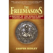 "PERSEUS BOOKS GROUP ""The Freemasons"" Book"