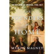 """W. W. Norton & Company """"The Founders at Home"""" Hardcover Book"""
