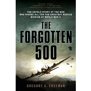 """PENGUIN GROUP USA """"The Forgotten 500"""" Paperback Book"""