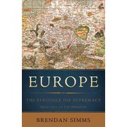 """PERSEUS BOOKS GROUP """"Europe"""" Hardcover Book"""