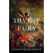 "PERSEUS BOOKS GROUP ""Divine Fury"" Hardcover Book"