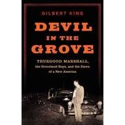 "HARPERCOLLINS ""Devil in the Grove"" Hardcover Book"