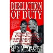 "HARPERCOLLINS ""Dereliction of Duty"" Book"