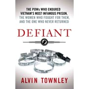 """St. Martin's Press """"Defiant: The POWs Who Endured Vietnam's Most Infamous."""" Hardcover Book"""