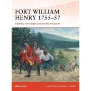 "OSPREY PUB CO ""Fort William Henry 1757"" Book"
