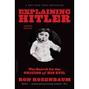 "PERSEUS BOOKS GROUP ""Explaining Hitler"" Paperback Book"