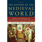 """W. W. Norton & Company """"The History of the Medieval World"""" Hardcover Book"""
