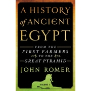 """St. Martin's Press """"A History of Ancient Egypt: From the First Farmers to the.."""" Hardcover Book"""
